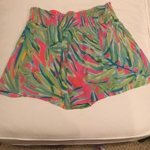 Lilly Pulitzer shorts. NWOT